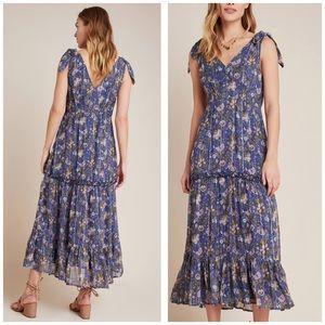 Anthropologie RANNA GILL Lindsey dress XL